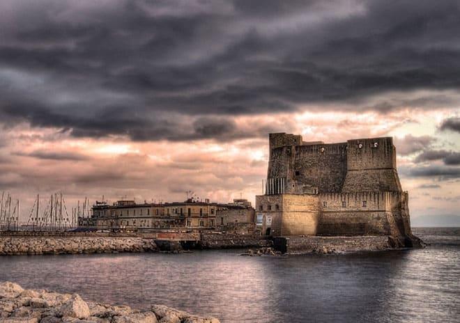 Napoli in Autunno